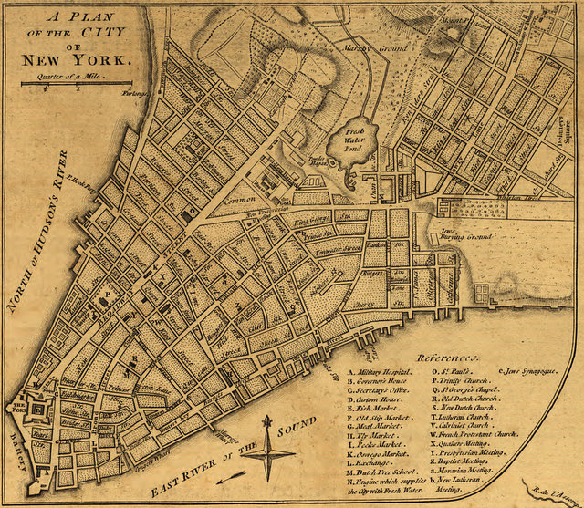1 1776 historic map of new york nyc untapped cities